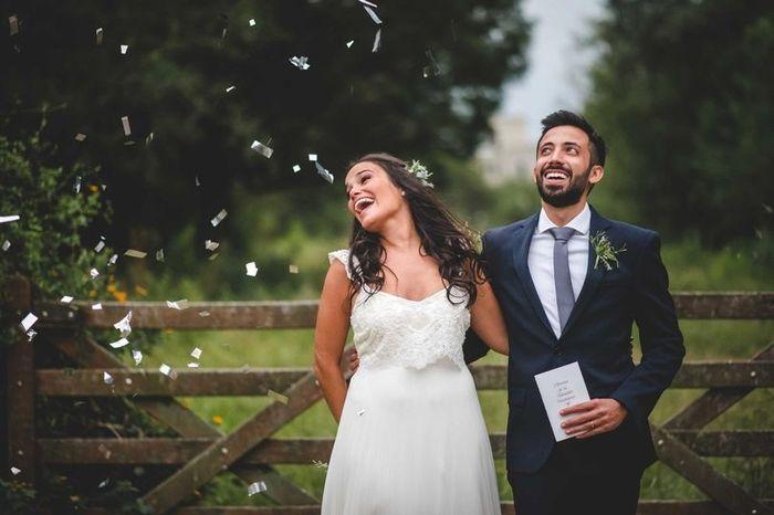 Inspirarte en casamientos reales: ¿hecho o pendiente? 1