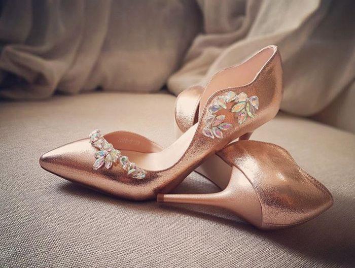 ¿Demasiado para mi gusto? Los zapatos 1
