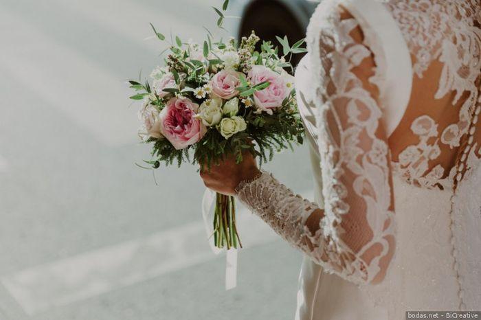 Estos ramos son los preferidos de las novias. ¿Coincides? 1