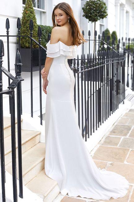 Lo MEJOR y lo PEOR de este vestido RECTO 👇 1