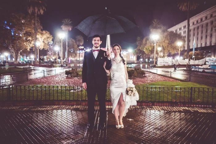 Mi casamiento en Buenos Aires ¡Levantá la mano! 🙋 1