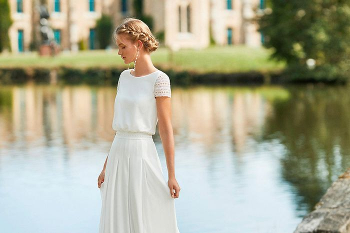 Vestidos de novias para casamientos en la nueva normalidad 4
