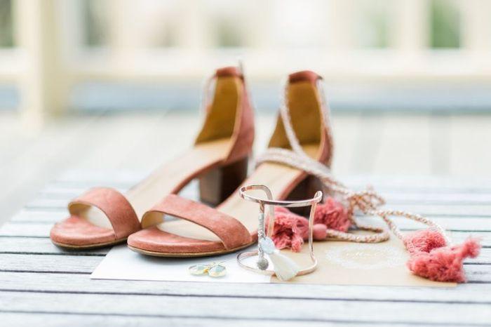 Un color para... ¡los zapatos! 1