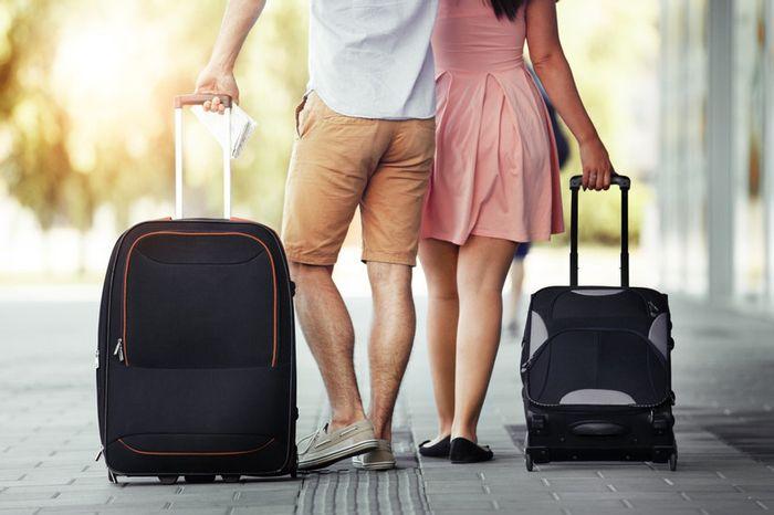 😍 Nuestro primer viaje juntos fue a ____ 1