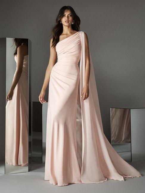 Vestidos en tonos ROSA para invitadas 1