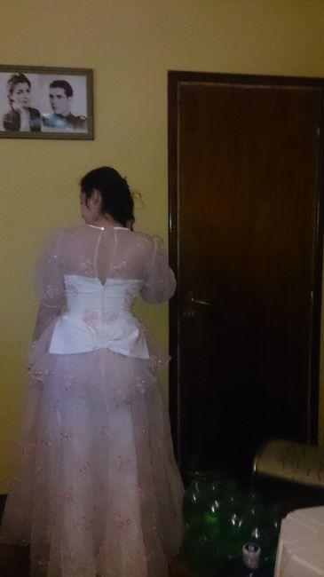 Reutilizar el vestido de mamá - 1