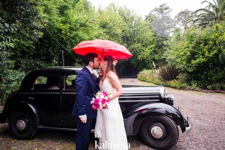 casarse con lluvia - 2