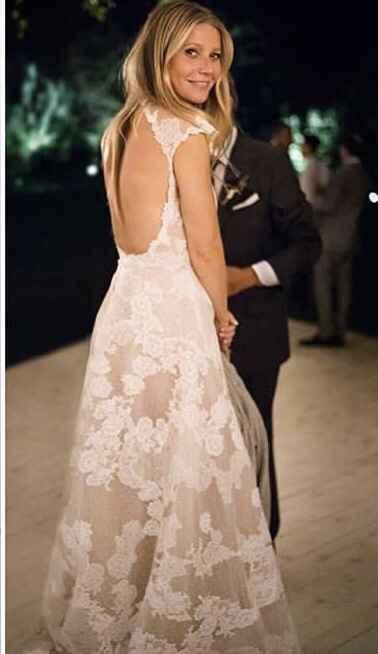 La boda de Gwyneth Paltrow - 2