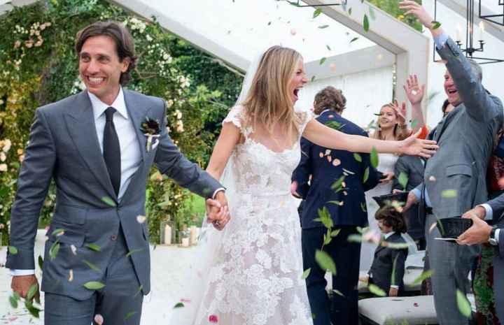 La boda de Gwyneth Paltrow - 4