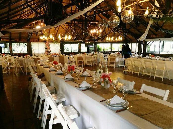 Quiero una boda boho chic romántica !!! 11