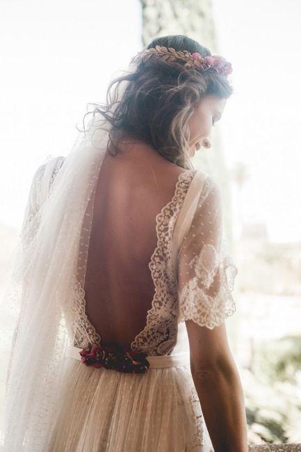 Quiero una boda boho chic romántica !!! 15