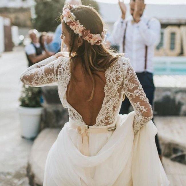 Quiero una boda boho chic romántica !!! 16