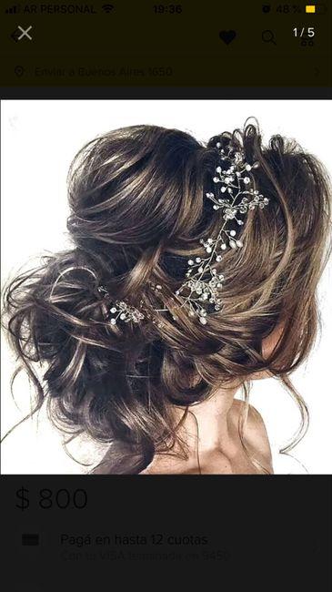 Peinados para novias que no quieren velo 11