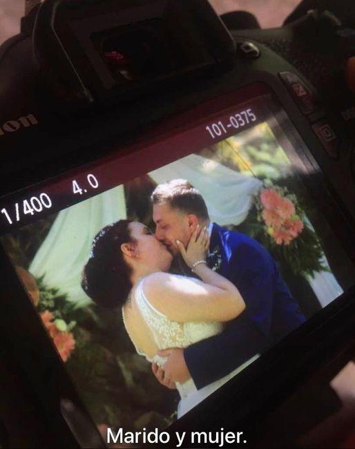 Volvimos, recien casados! 9