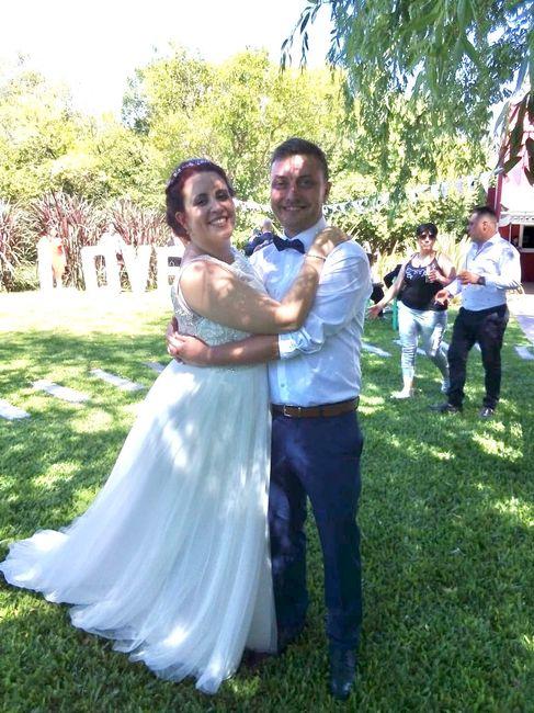 Volvimos, recien casados! 15