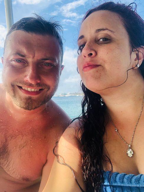 Celes y misha, nuestro calendario de amor 1