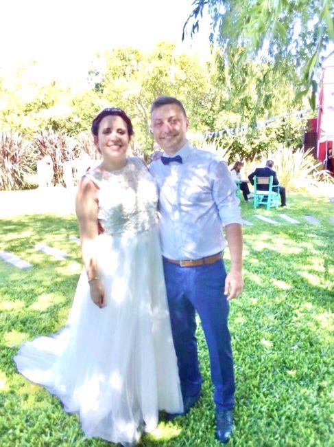 Casadas 2019, digan presente!!! - 1