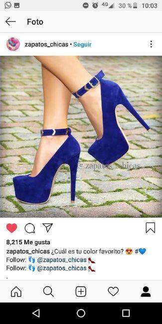 Los Zapatos de ¿Nati o Nadia? - 1