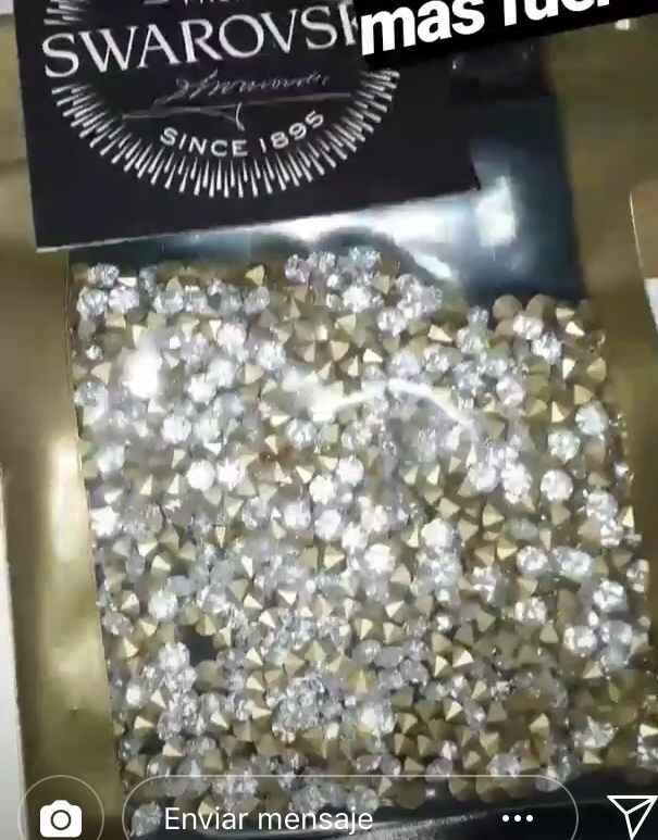 Cristales Swarorvski Ayuda! - 2
