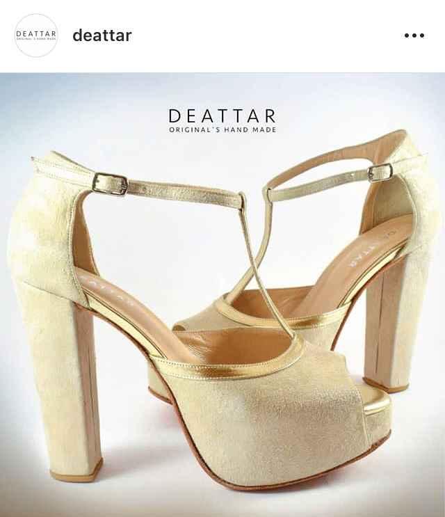 Ideas de zapatos - 2