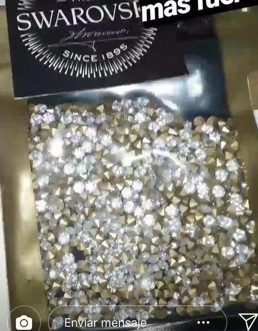 Dónde conseguir Cristales Swarovski? 2