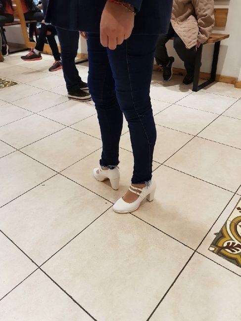 Ya tengo mis zapatos!!! 1