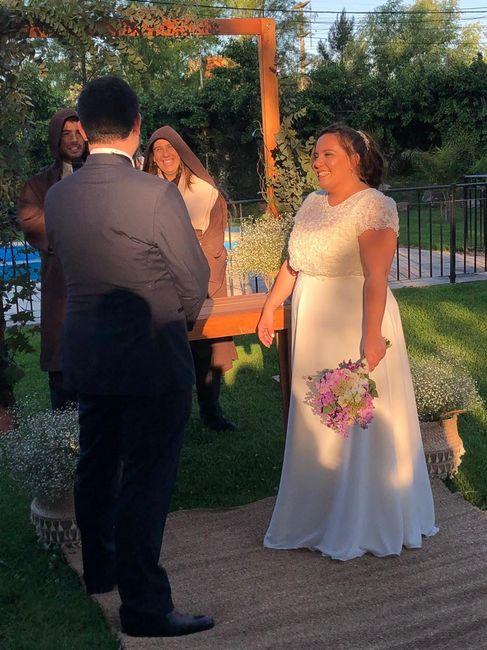 Nuestra boda descontracturada 6