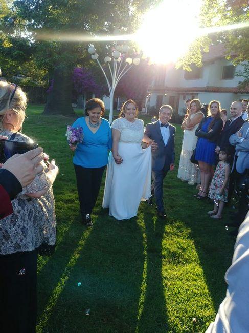 Nuestra boda descontracturada 7