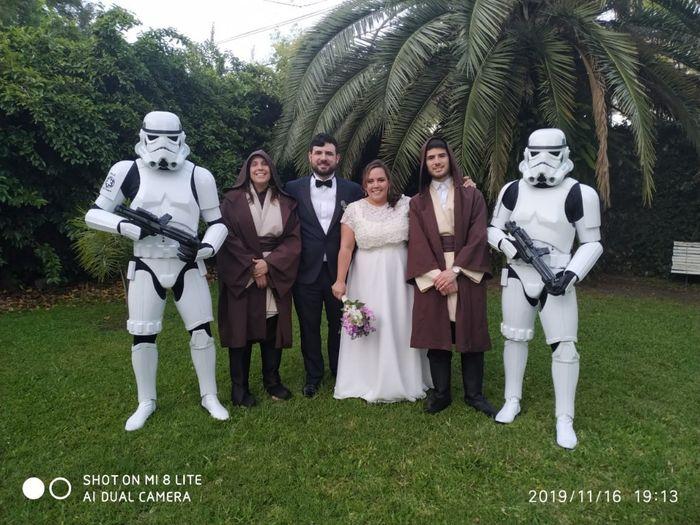 Nuestra boda descontracturada 9