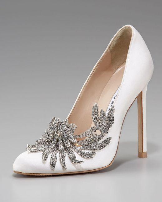 75550baa37 Miren esto!!! Zapatos para novia estilo elegantes