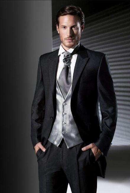 cb7722249 Elegante trajes para novio