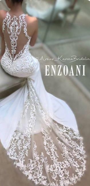 Tu vestido de novia con una hermosa espalda - 4