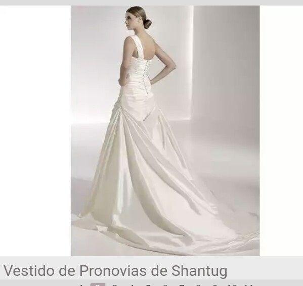 Telas para vestidos de novia en santa fe