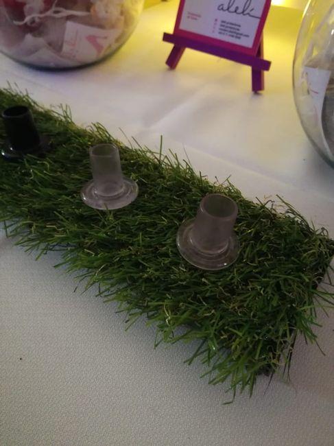 ¡Solución a los tacos en el pasto! 👠 1