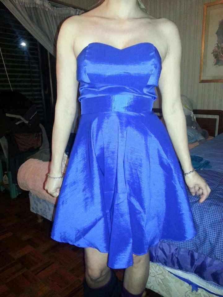 Vestido Dama 2