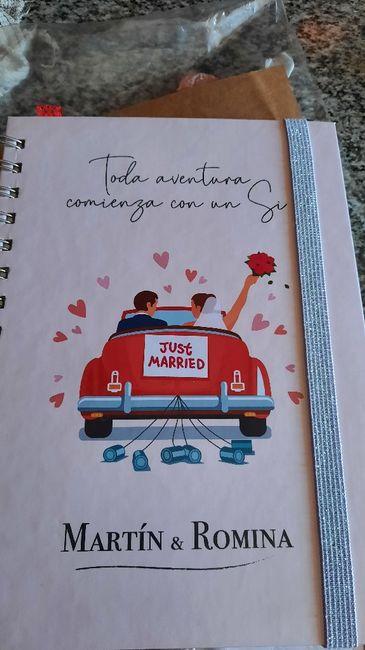 Agenda para casamiento!? - 1