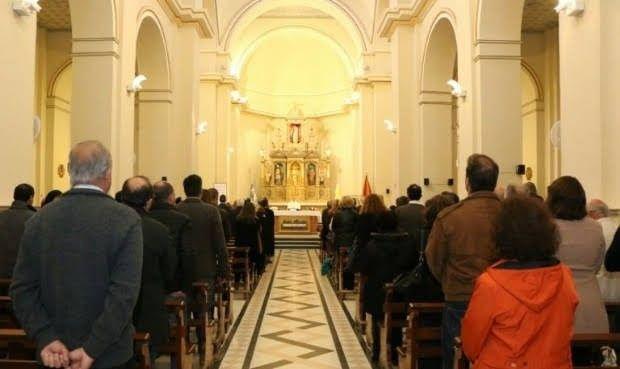 """Ya tenemos iglesia. """"basílica de Luján de Cuyo"""" 2"""