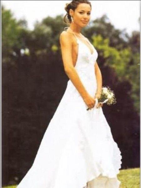 Vestidos de novia medio dia