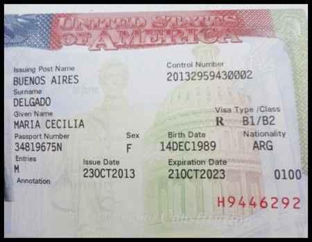mi visa para la luna de miel