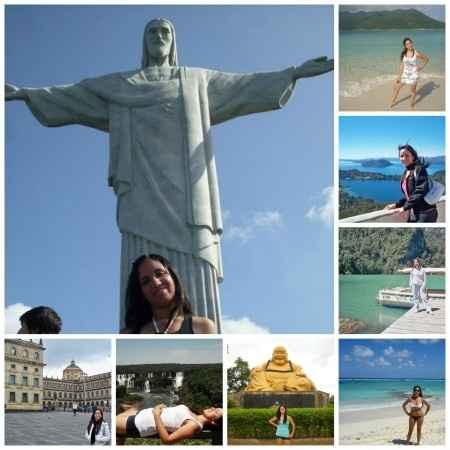 mis viajes