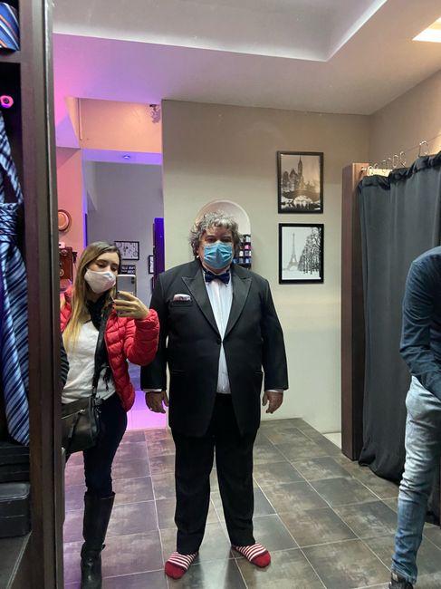 Posponer casamiento sin tandas de baile 1