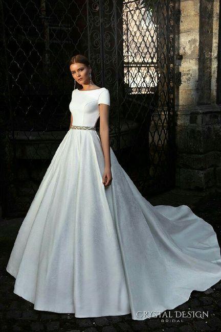 ¡Me caso con este vestido! 💍 3