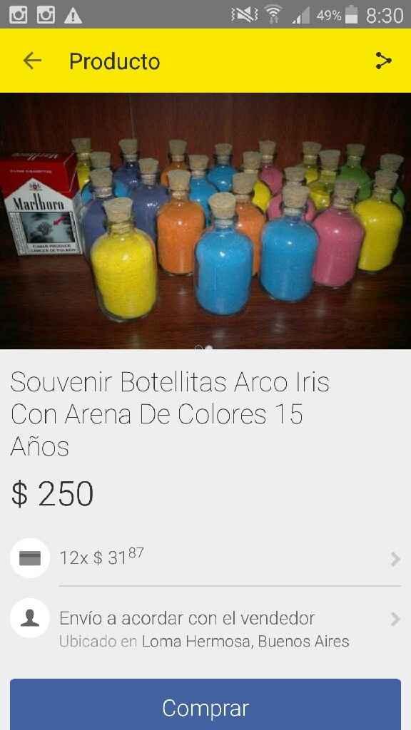 Donde consigo arena de color!! - 1