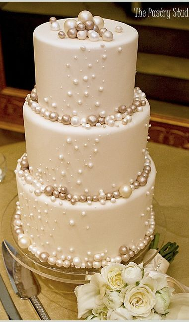 candy pearls for wedding cakes pre selecci 243 n de tortas 12351