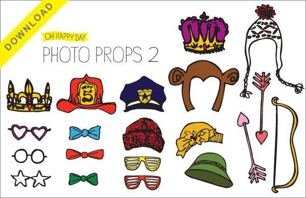 Imprimibles photobooth y mas... pdf 2