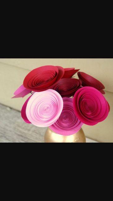 Flores artificiales que parezcan de verdad. - 1