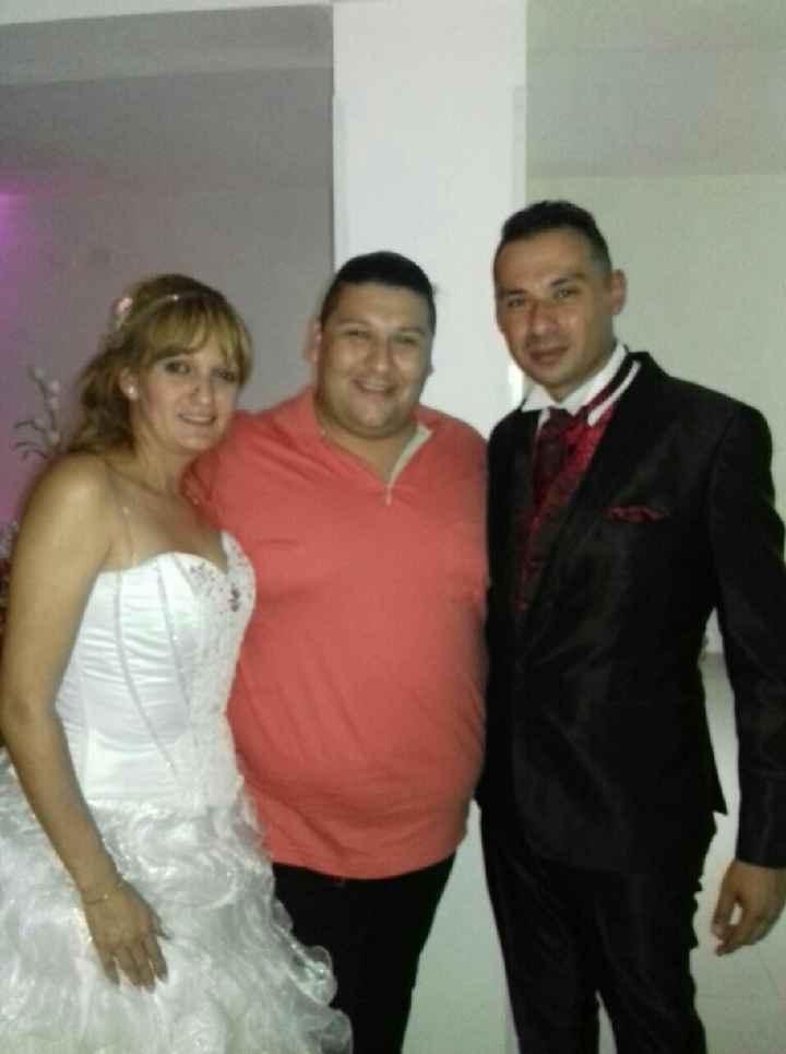 Felizmente casados!! 😍😙 - 2