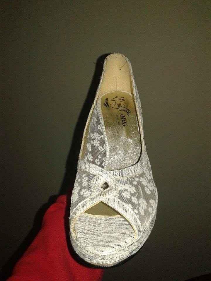 zapato frente