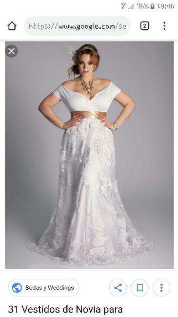 ¡Diseñá tu vestido de novia ideal! 2