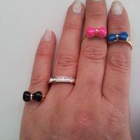 Mis anillos para las cintitas!! - 1